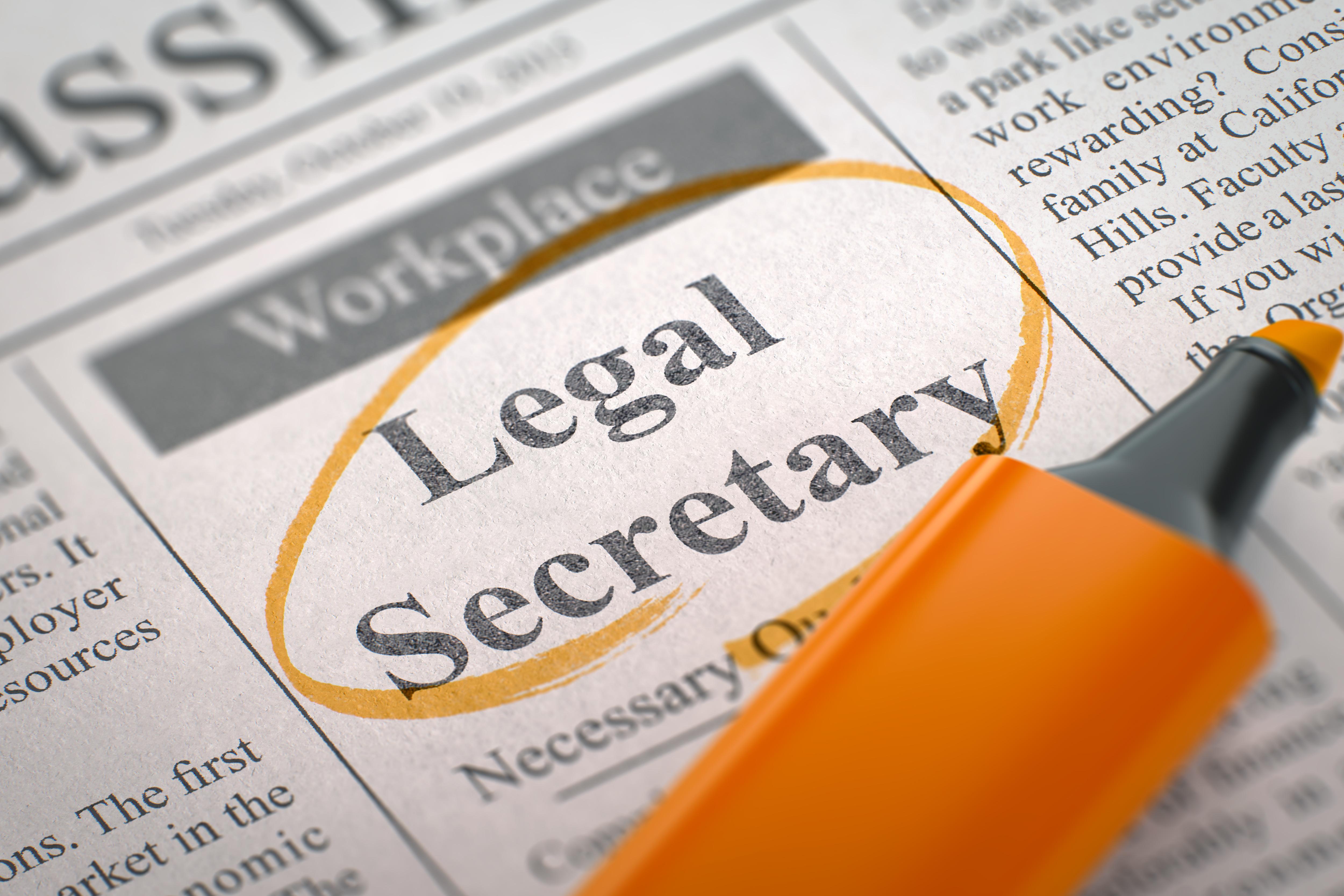Experienced Legal Secretary – San Rafael | Burke, Williams